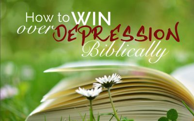 Win Over Depression Biblically – Irene Renton