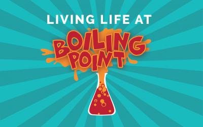 Living Life at Boiling Point – Werner Vos
