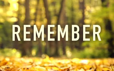 Remember by Duncan Comrie