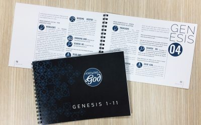 Adult Booklet – Genesis 1-11 (Knowing God Series)