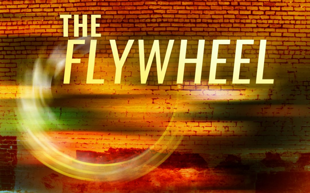 The Flywheel by James Lappeman
