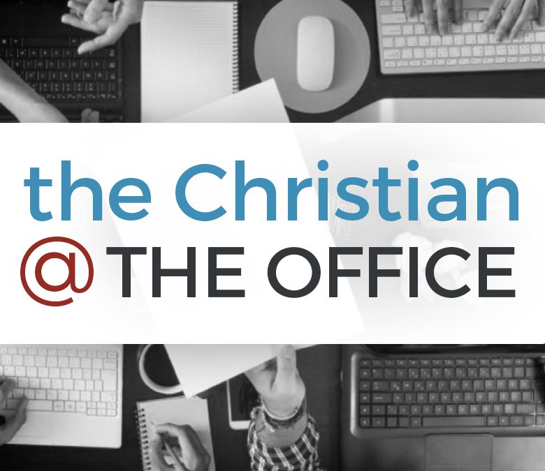 The Christian @ the Office – Marc Jarchow