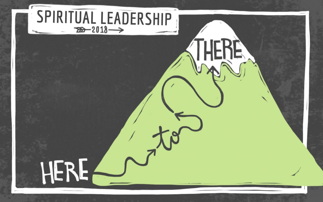 From here to There – Spiritual Leadership 2018