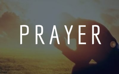Prayer – Marc Jarchow