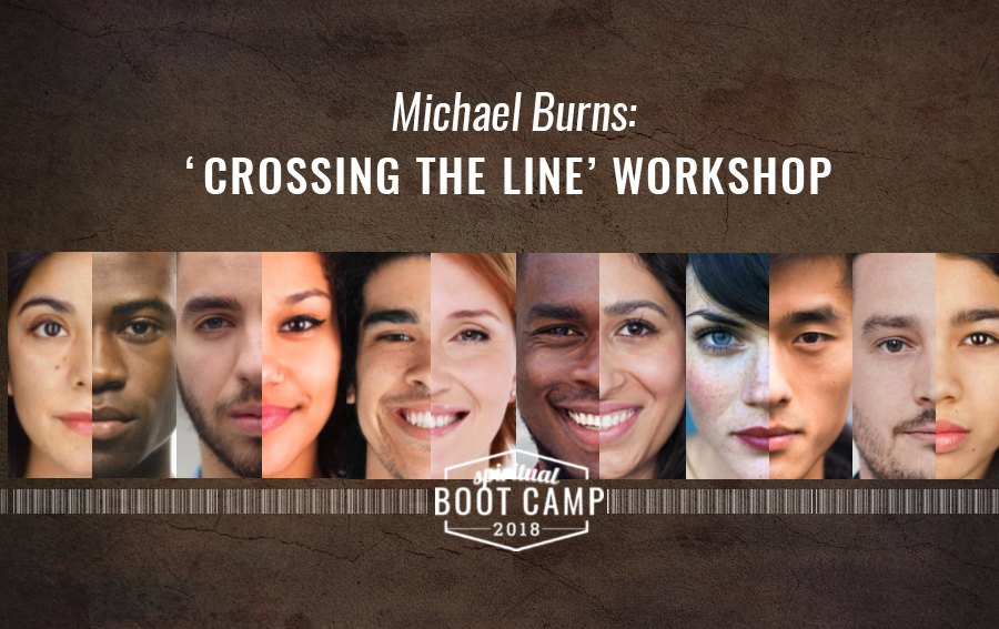 Crossing the Line – Michael Burns