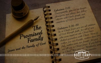 God's Promised Family – Michael Burns