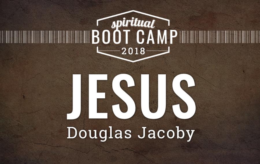 Jesus – Douglas Jacoby