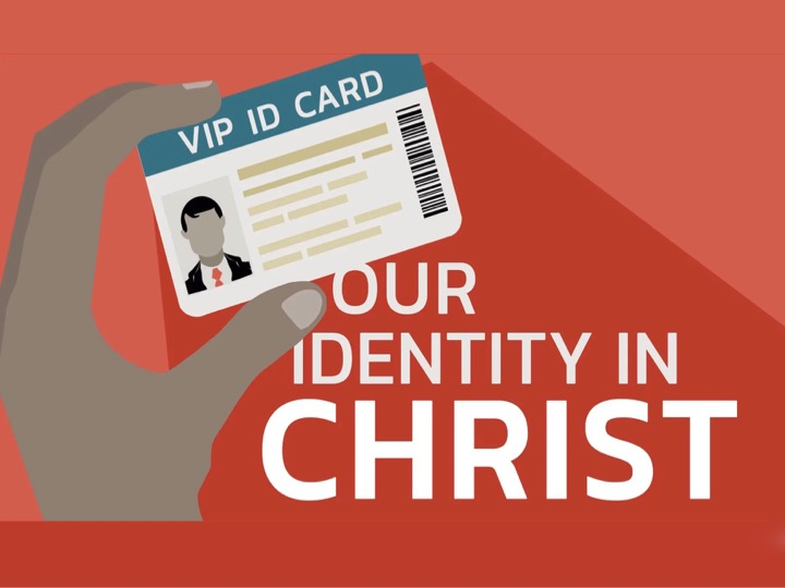 Our Identity in Christ – Remo
