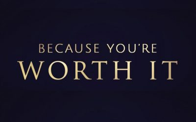 Because  You're Worth It – James Lappeman