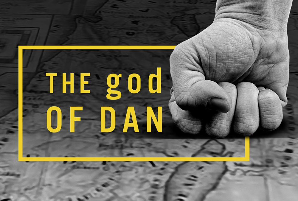 The god of Dan – James Lappeman