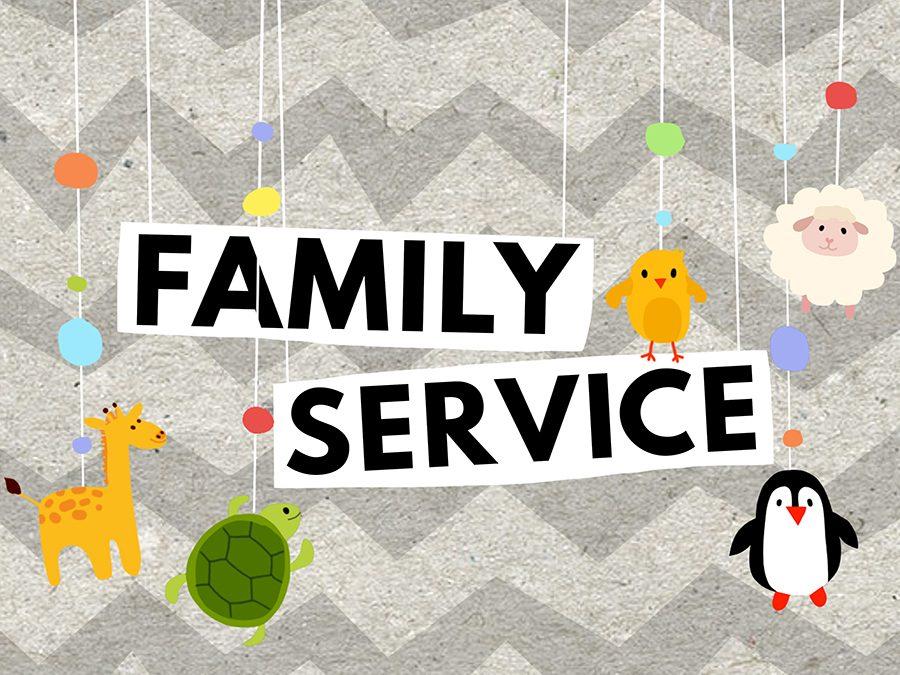 Family Service – February 2019